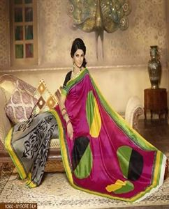 Picture of Art silk Saree-10930