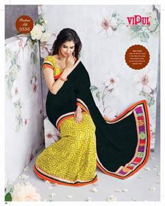 Picture of Art silk Saree-9336