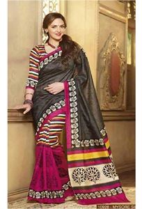 Picture of Art silk Saree-10928