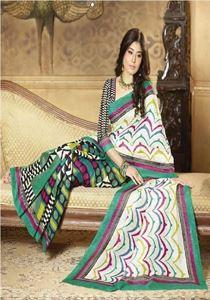Picture of Art silk Saree-17009