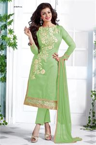 Picture of Block Printed Salwar Kamiz - 017