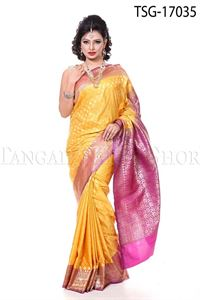 Picture of Buty Katan Saree - TSG - 17035
