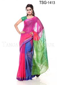 Picture of Andi Silk Saree - TSG-1413