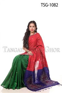 Picture of Andy Silk Saree - TSG-1082