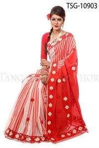 Picture of Pure Andi Silk Saree - TSG-10903