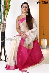 Picture of Andi Silk Saree - TSG-4268