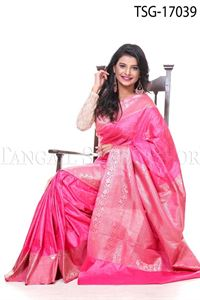 Picture of Katan Alfia Saree- TSG - 17039