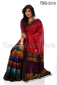 Picture of Gas Silk Saree - TSG - 2210