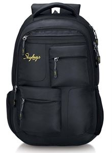 Picture of SKYBAGS CREW 01 LAPTOP BACKPACK BLACK