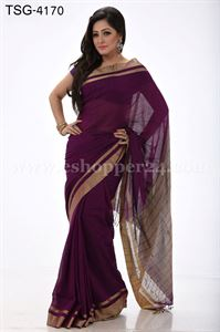 Picture of  Masslice Cotton Saree - TSG-4170