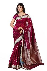 Picture of Chosa Silk Saree - MJS-302