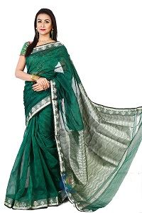Picture of Chosa Silk Saree - MJS-312