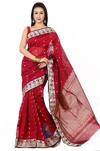 Picture of Chosa Silk Saree - MJS-322