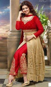 Picture of Indian Designer Salwar Kameez (Replica) 06