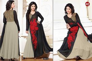 Picture of Exclusive Indian Designer Salwar Kameez (Replica) 05