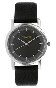 Picture of Sonata Men's Watch - 7987SL02