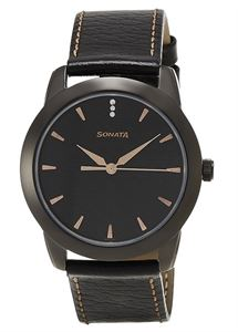Picture of Sonata Men's Watch - 7924NL01