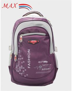 Picture of Max School Bag M-1625 - Maroon