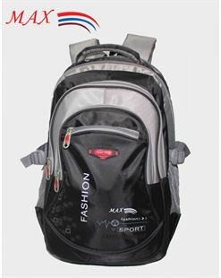 Picture of Max School Bag M-1625 - BLACK