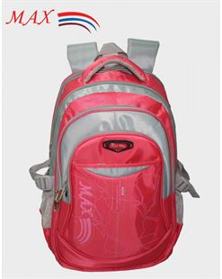Picture of Max School Bag M-1627 - RED