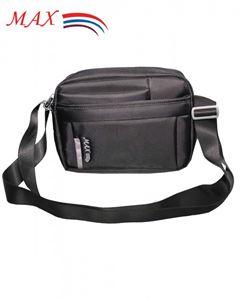 Picture of Max Shoulder Bag M-290 - BLACK