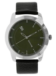 Picture of Sonata Men's Watch - 7924SL09