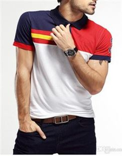 Picture of Men's Polo Shirt-AF-0098