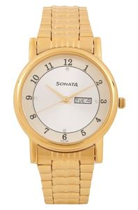 Picture of Sonata Men's Watch - 7987YM03