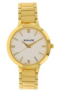Picture of Sonata Women's Watch - 8141YM01