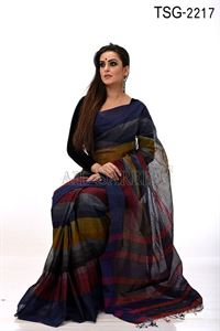 Picture of Cotton Saree - TSG-2217
