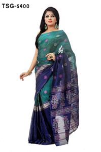 Picture of Cotton Saree - TSG-6400