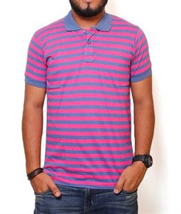 Picture of Men's Polo Shirt-AF-0138