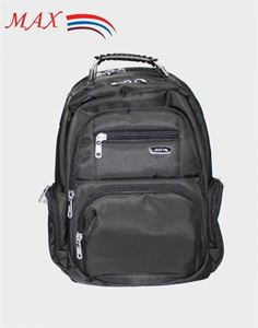 Picture of Max School Bag M-923 - Black