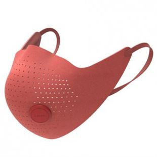 Picture of Xiaomi MiJia AirWear Anti-Fog And Haze Mask Pink