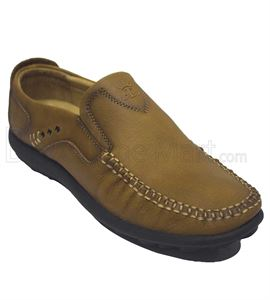 Picture of  Men's Leather Casual MCS- 77762