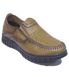 Picture of  Men's Leather Casual MCS- 77753