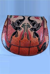 Picture of Leather Hand bag-LHB 201