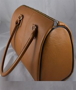 Picture of Leather Hand bag-LHB 101(BROWN)