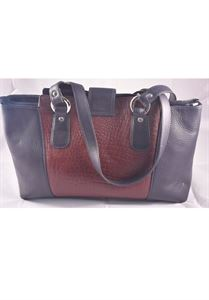 Picture of Leather Hand bag-LHB 303
