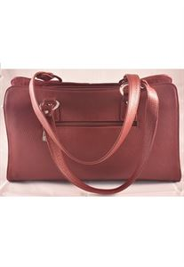 Picture of Leather Hand bag-LHB 301(MEROON)