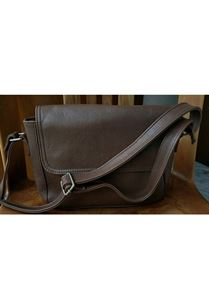 Picture of Side Bag (COLOUR DRAK BROWN)