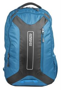 Picture of American Tourister Acro 01 37 L Laptop Backpack (Blue)