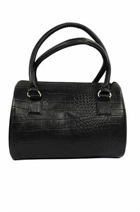 Picture of Women's Leather Handbag-LHB-101-Black