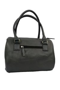 Picture of Women's Leather Handbag-LHB-102-Grey