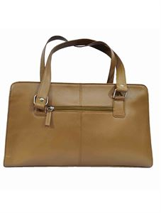 Picture of Women's Leather Handbag-LHB-123-Brown