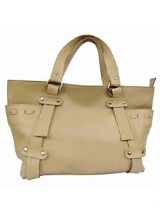 Picture of Women's Leather Handbag-LHB-113-Biscuit
