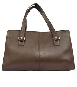Picture of Women's Leather Handbag-LHB-123-Coffee