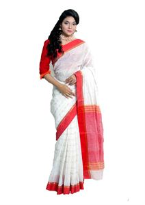 Picture of cotton saree - TSG-5227