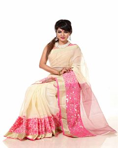 Picture of Pure Silk Saree - TSG-1168