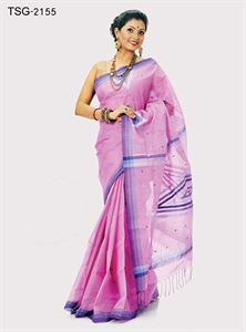 Picture of Pure Cotton Saree - TSG-2155